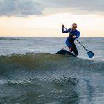 Второй этап Чемпионата Санкт-Петербурга по серфингу 2020