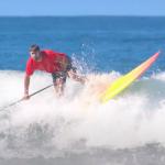 SUP серфинг на лонгборде от Чейза Костерлица