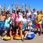Фото отчет открытого чемпионата России по SUP серфингу в г. Выборг 2012