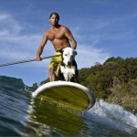 Standup Paddle Surfing или SUP!