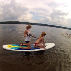 Тесты SUP Red Paddle