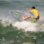 Шон Пойнтер на волнах в Мексике