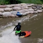 На реке с Майком Таварес