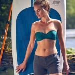 SUP-диета: в рационе доска, весло, вода