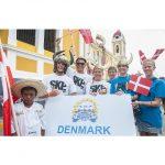 ISA World StandUp Paddle 2017 в Дании