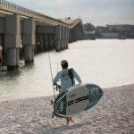 Рыбалка на сапе: безопасно и комфортно
