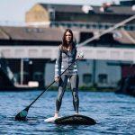 Первая женщина в истории, пересекшая Английский канал