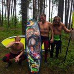 Подбираем доску для серфинга вместе с Яриком Клоковым