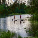 Сплав по реке Оредеж вместе с SUP Spot