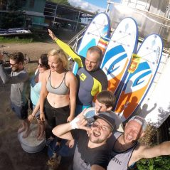 SUP DAY Moscow victory