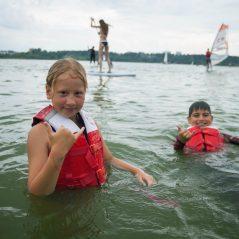 SUP DAY Novosibirsk kids