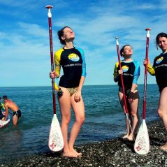 SUP DAY Sochi new SUPers