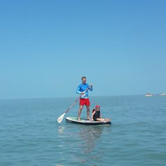SUP DAY Sochi with kids
