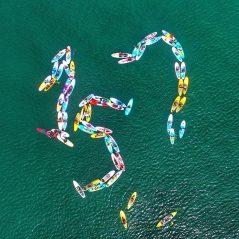 SUP DAY Vladivostok 157 years flashmob