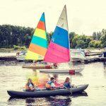 Фестиваль водных видов спорта «На гребне волны»