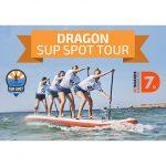 1 этап гоночного тура на Dragon SUP пройдет в Саратове