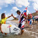 Чемпионат Мира по SUP — день 2. Сёрфинг