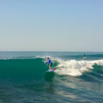 SUP Surf Session — Коста Рика