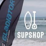 Обзор надувной SUP доски Gladiator BL 10'6 2019