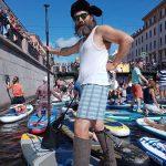 Закрытие водного сезона 2020 в Питере